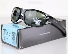 NEW SMITH DOVER POLARIZED SUNGLASSES Black frame / Grey-Green lens