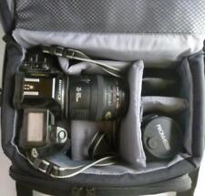Lot Canon EOS 650 35-105mm Zoom Lens Promaster Spectrum 7 70-300 Film Camera mm