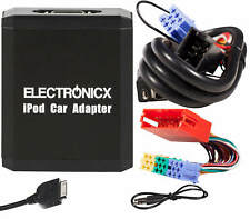 Adapter AUX iPhone iPad iPod CD Wechsler Audi 8 + 20 Pin