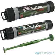 PVA Mesh Wide & Narrow Bundle Pack 7m with Tubes + Plunger Carp Fishing