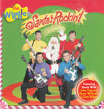 The Wiggles:Santa's Rockin-2004-TV Series- Original Soundtrack-28 Track-CD