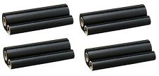 4PK New Fax Ribbon Roll For Brother PC301 PC302 IntelliFax 750 770 775 870 885MC