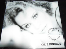 Kylie Minogue Confide In Me / Where Has The Love Gone Aust Remixes CD Single