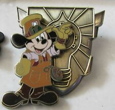 Disney Mechanical Kingdom Mickey Mouse Completer Artist Proof AP Pin