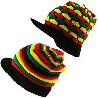 Dubwise Rasta Hat Cap Applejack Africa Rastafari Reggae Jamaica ... 833bf81de5d