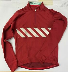 Rapha Mens LS cycling jersey M Davis Phinney 7-11 edition