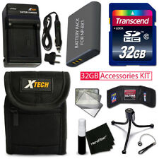 Xtech Kit for SONY Cyber-Shot DSC-RX100 III - 32GB Memory +Btry / Chrgr +MORE