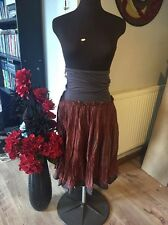 STUNNING BOHO SKIRT BY BOHEMIA OF SWEDEN BOHEMIAN, HIPPY, LAGENLOOK