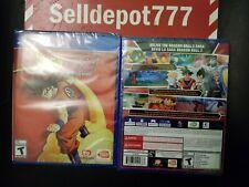 Brand New DRAGON BALL Z: KAKAROT Sony PlayStation 4 PS4