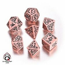 Call of Thulhu Official Dice Set - pink