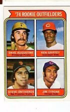 1974 Toops Ken Griffey  RC Card 598  in  NM