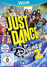 Just Dance - Disney Party 2 II für Nintendo Wii U | NEUWARE | DEUTSCHE VERSION!
