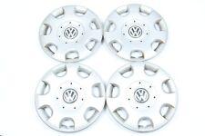 X Original VW Satz=4 Stück Radzierblenden/-kappen 16 Zoll gebraucht 1T0601147B