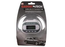 CAR WIRELESS MP3 FM RADIO TRANSMITTER HANDS FREE FOR MOBILE IPHONE5 IPOD SAMSUNG