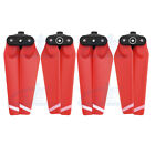 4Pc 4730F Quick Release Folding Propeller Blade Prop for DJI Spark FPV Drone Red