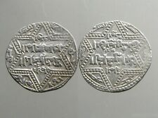 AYYUBID DYNASTY SILVER DIRHAM____Founded Under Saladin____FOUGHT IN THE CRUSADES