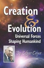 Cayce, Edgar-Creation & Evolution BOOK NEW