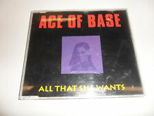 CD Ace of Base – all that she wants
