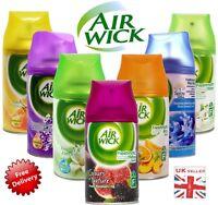 3x Airwick Air Wick Freshmatic Max Auto Spray Refills 250ml (Various Fragrances)