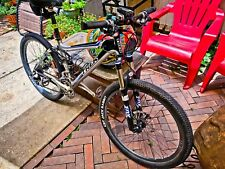 2009 Trek Top Fuel 8, SRAM shifters, Deore, New tires, Full Suspension, FOX Sus.