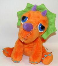 Giocattolo Morbido Dinosauro Triceratopo. DINO 'Z by Suki regali.