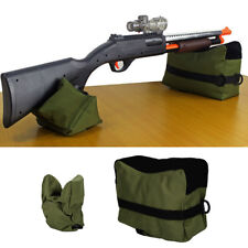 Durable Oxford Shooting Front Rear Bench Rest Bags Set Rifle Stand For Hunting