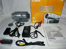 Canon ES55 8mm Video8 Camcorder VCR Player Camera Video Transfer