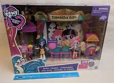 My Little Pony Equestria Girls Movie Theater Playset w/ Juniper Montage Mini Fig