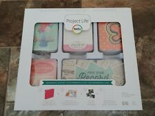 Project Life WONDERFUL Edition Core Kit Scrapbook Pocket Pages Cards 616 Pc.
