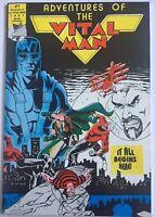 Adventures of the Vital Man 1 Signed David Mack First Work Kabuki HTF VF