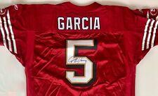 Jeff Garcia Autographed San Francisco 49ers Authentic Signed Reebok Jersey JSA