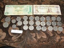 UNITED ARAB EMIRATES UAE CURRENCY BILLS AND COINS