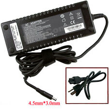 130W AC Adapter Charger for Dell XPS 15 9560 Laptop Power Supply 19.5V 6.67