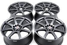 17 Wheels Accord Matrix RSX Celica Corolla Civic Neon Eclipse Rims 5x100 5x114.3
