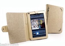 10 x JOB LOT Tuff-Luv Natural Hemp Fabric Case Cover Amazon Kindle Fire Tablet