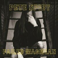 Pete Spiby - Failed Magician [CD]