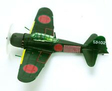 1/144 Aoshima Japanese WW2 Mitsubishi A6M Zero Fighter Plastic Plane Model