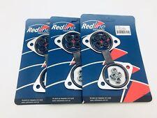 3 x SOFT MOUNT KIT TRIPLE DCOE WEBER DHLA DELLORTO SIDEDRAFT REDLINE 52-110K