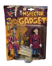 Inspector Gadget Action Figure OC Rare HTF IDEAL DIC