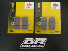 Honda RS 250 R 1991-1992 SBS Street Sintered Front Brake Pads 622RS