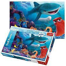 Trefl 100 piezas Niños Unisex De Disney Pixar Finding Dory Caballito De Mar Rompecabezas Nuevo