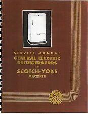 GE General Electric Monitor Top Repair Manual 1934-42 Vol. 2 MANY MODELS