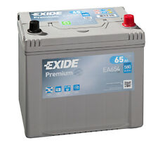 EA654 4 Year Warranty Exide Battery 65AH 580CCA W005TE Type 005
