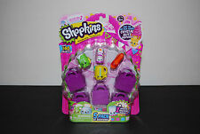 New Shopkins Season 2 Special Edition 5 Pack Ma Kettle Wedgy Wendy Sneaky Wedge