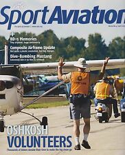 EAA Sport Aviation April 2013 (BD-5, North American A-36 Apache)