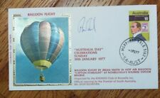 AUSTRALIA FDC COVER 1977 *COLORANO* BALOON FLIGHT CACHET