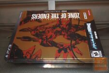 Zone of the Enders HD Collection Limited Edition (PlayStation 3 PS3) SEALED!