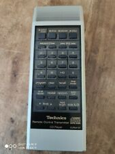 Original Technics Remote Control EUR64797 Fully Working free shipping