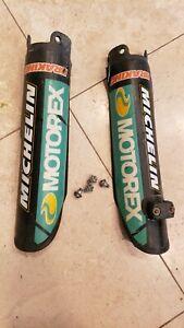 KTM FORK GUARDS KTM 125 200 250 300 380 400 450 520 525 98-07