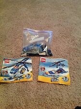 LEGO CREATOR 3 IN 1 4995 HELICOPTER, AIRPLANE AND BOAT!! COMES WITH MANUALS!!